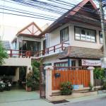 チェンマイにある日本人経営のゲストハウス「スローハウス」に宿泊してきた