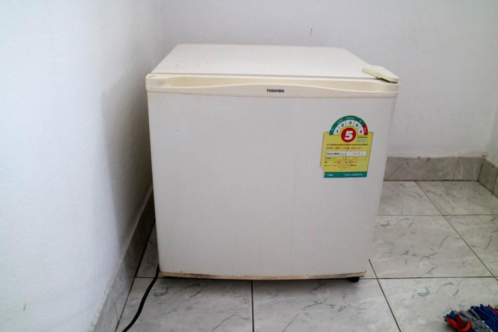 コンパクトな冷蔵庫