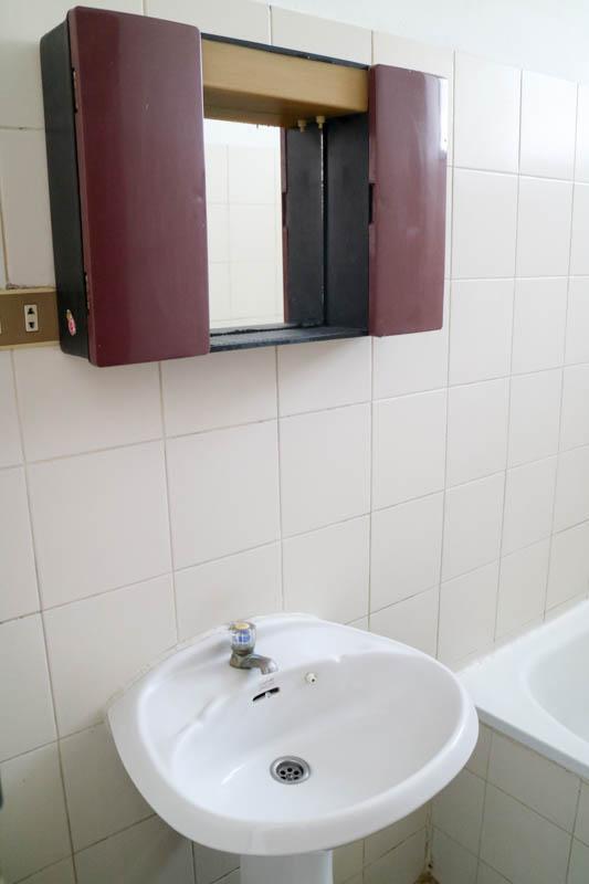 洗面台もしっかり