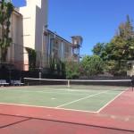 チェンマイでテニスコートを探す旅
