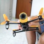 憧れのドローン飛行に挑戦。Parrot Bebop Droneを飛ばしてみた