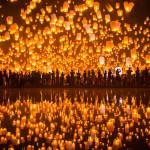 ラプンツェルにも登場した!熱気球(コムローイ)を打ち上げるお祭りチェンマイ・イーペン祭り【最新情報】