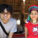 エレファントキャンプ&首長族に会いに行く、チェンマイ観光ツアー