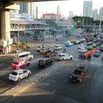 チェンマイからタイの首都バンコクへ移動しました