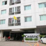バンコクのホテル「Centric Place Hotel」