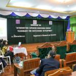 ミャンマーのヤンゴンで開催された、再生可能エネルギーワークショップに参加しました