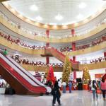 ヤンゴンにショッピングセンター「Yangon Plaza」がオープンしてたけど、鋭意工事中でした