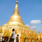 タクシー半日ヤンゴンを観光!シュエダゴン・パゴダ&スーレー・パゴダを巡る旅