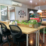 バンコクの快適コワーキングスペース「Mushroom coworking space 」