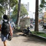 ヤンゴンからベトナムのホーチミンシティ(サイゴン)へ移動しました