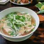 ホーチミンの「Hai Thien Pho Noodle」でベトナムの本格フォー!