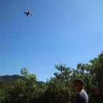 ベトナムの農村でドローン「Parrot Bebop Drone」を飛ばしてみた