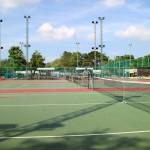 バンコクでテニスするならWachira Benjathat Park