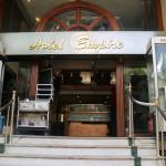 バンガロール市内のホテル「Hotel Empire International – Central Street」宿泊レビュー