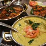南インド料理が味わえるレストランEnte Keralamで鴛渕貴子さんとディナー